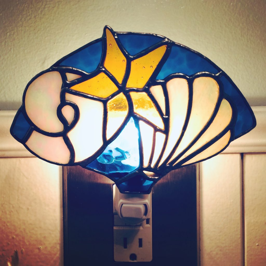 Seashell Nightlight